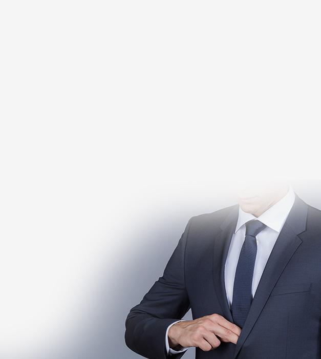 Anzug-Guide – Mann im Anzug