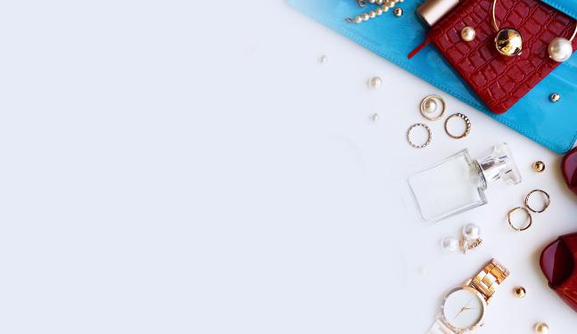 Accessoires für die Hochzeit