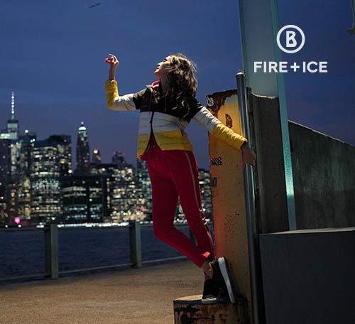 FIRE+ICE