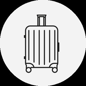 Große Koffer