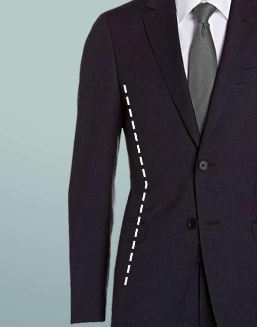 wholesale dealer b110a 229ad Anzug S.JILE Slim Fit