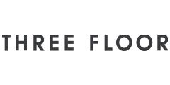 THREE FLOOR Logo