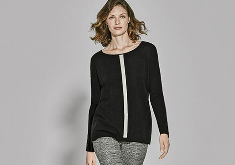 fb9f399bbbd80 Cashmere-Pullover für Damen online kaufen :: BREUNINGER