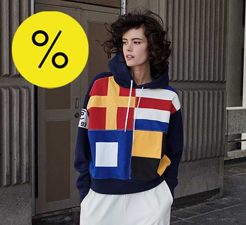 % Sweatshirts