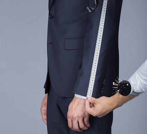 Anzug-Berater