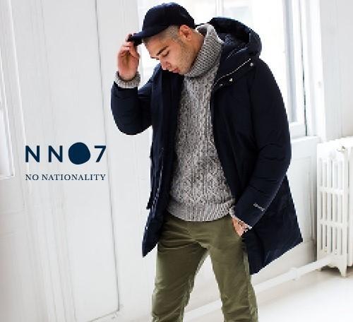 Jacken von NN07
