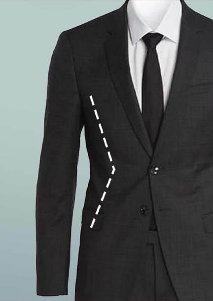 Extra Slim Fit Anzüge