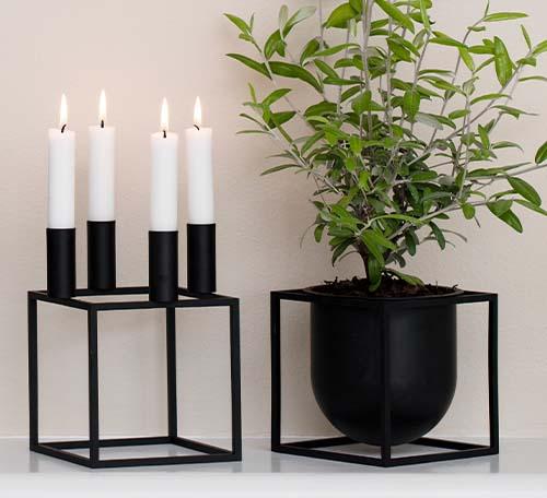 Kerzenhalter & Laternen