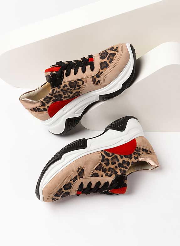 Animalprint Shoes