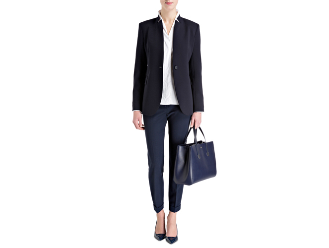 Dresscode Business Attire - Subtiles Outfit