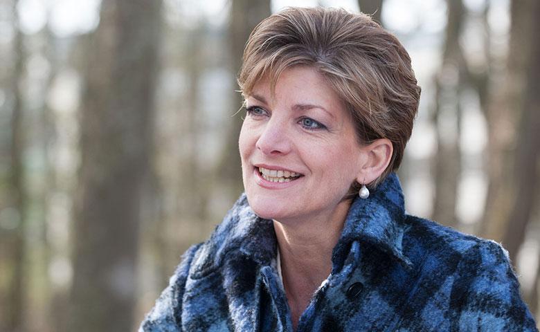Portrait der Stilexpertin Katharina Starlay