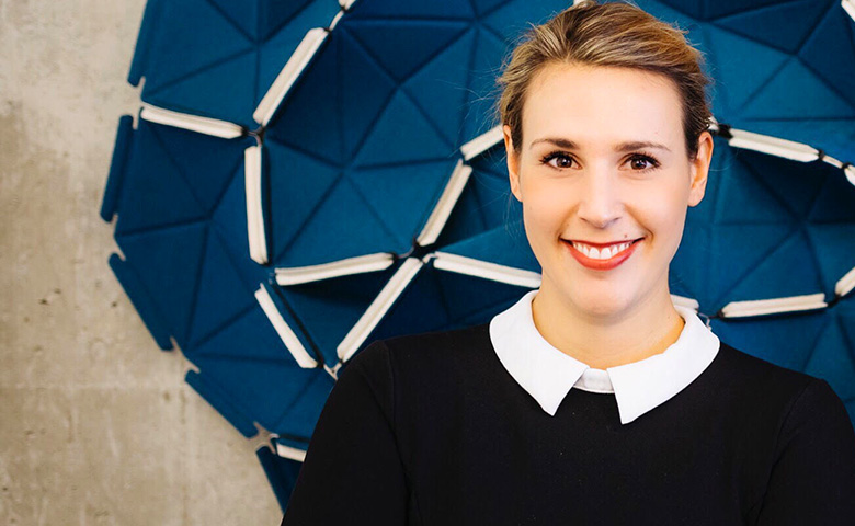 Portrait FIELFALT Gründerin Aimie-Sarah Carstensen