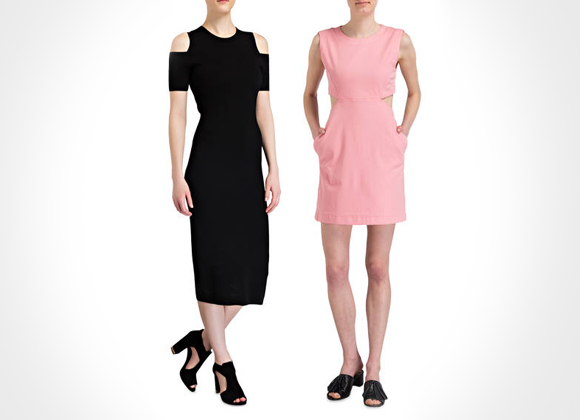 Cut-out-Kleid bei Breuninger