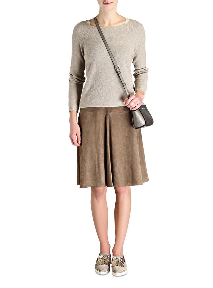 Damen Dresscode Casual - Ton in Ton Outfit