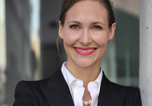 Women in Business Insights - Portrait von Performance-Coach Jessica Wahl