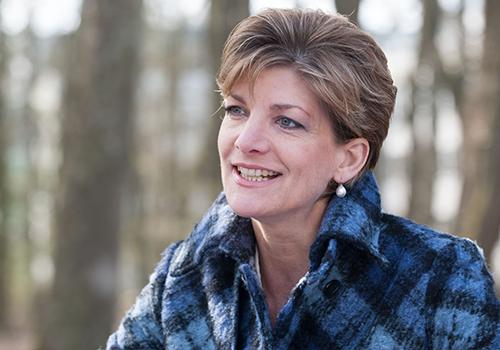 Portrait von Stilexpertin Katharina Starlay