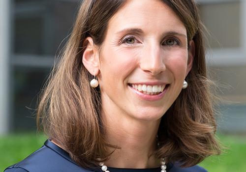 Portrait von Verhandlungsexpertin Uta Herbst