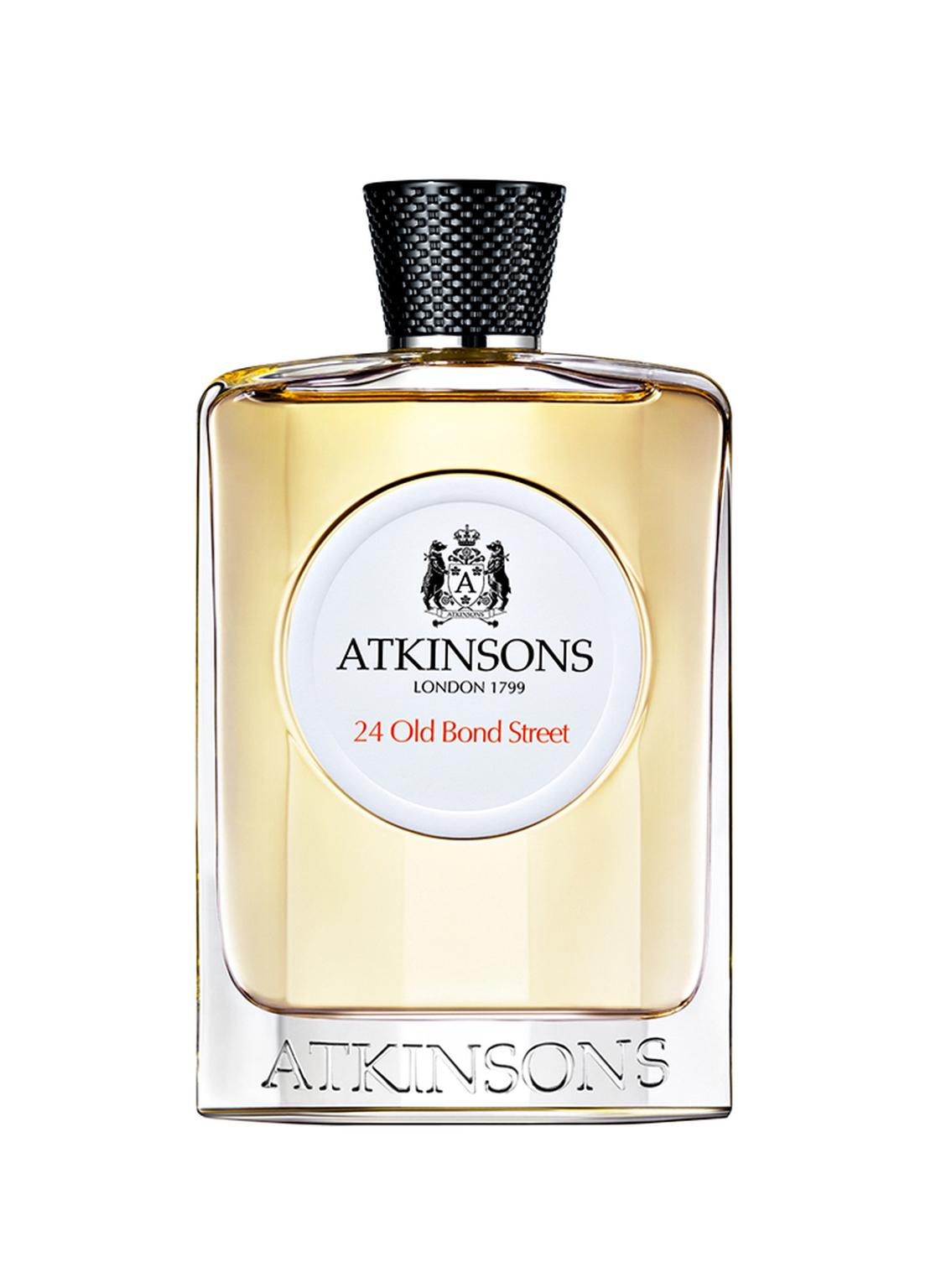 Image of Atkinsons 24 Old Bond Street Eau de Cologne 100 ml