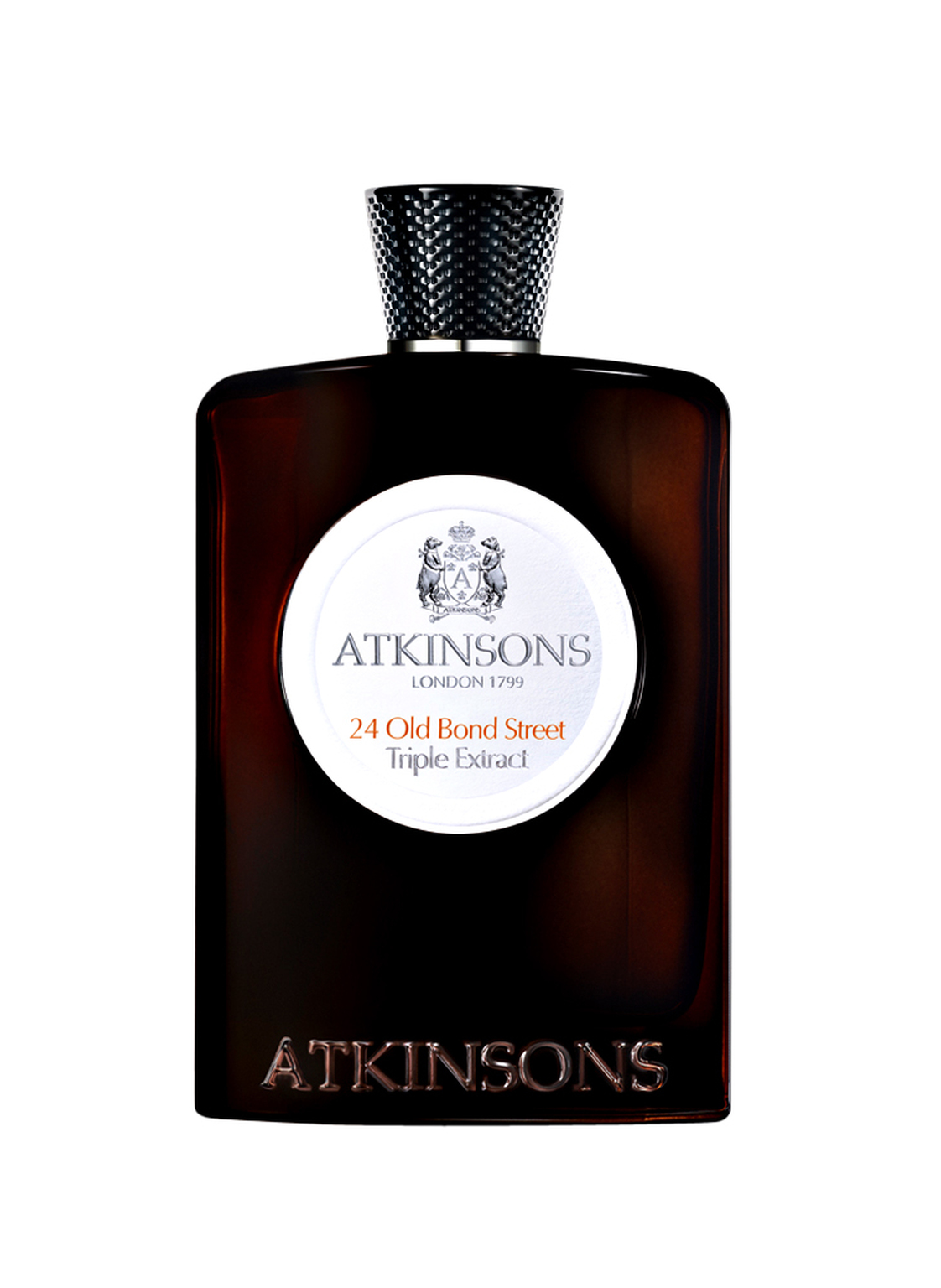 Image of Atkinsons 24 Old Bond Street Triple Extract Eau de Cologne 100 ml