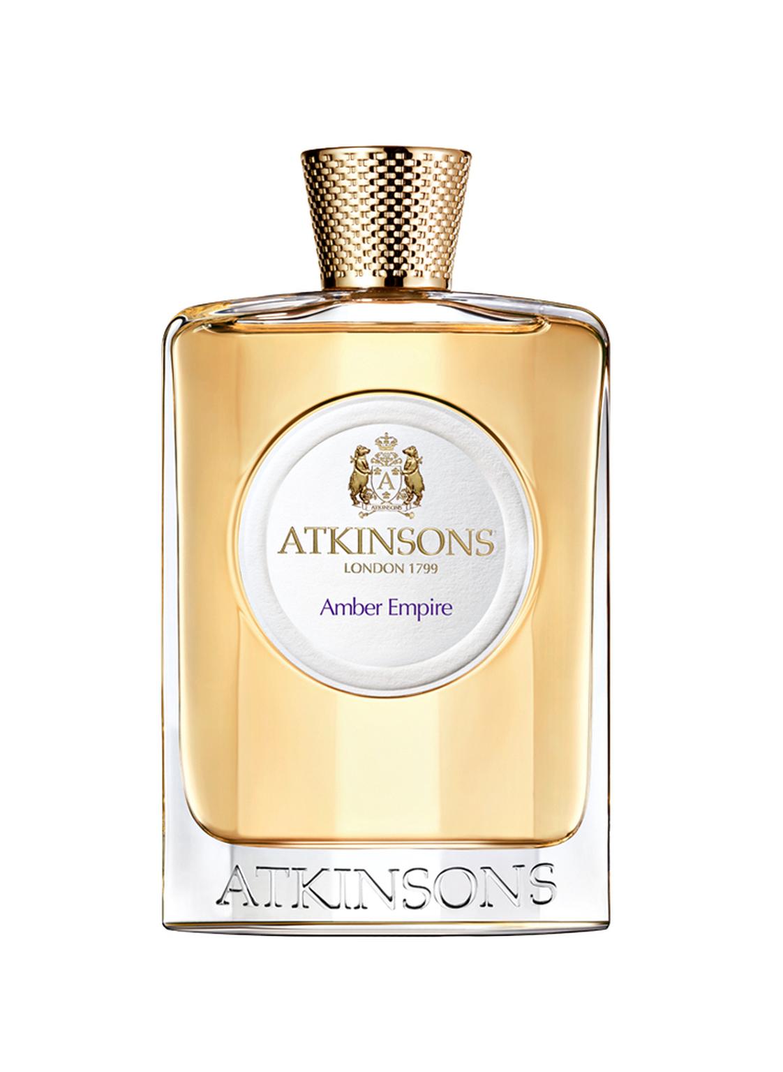 Image of Atkinsons Amber Empire Eau de Toilette 100 ml