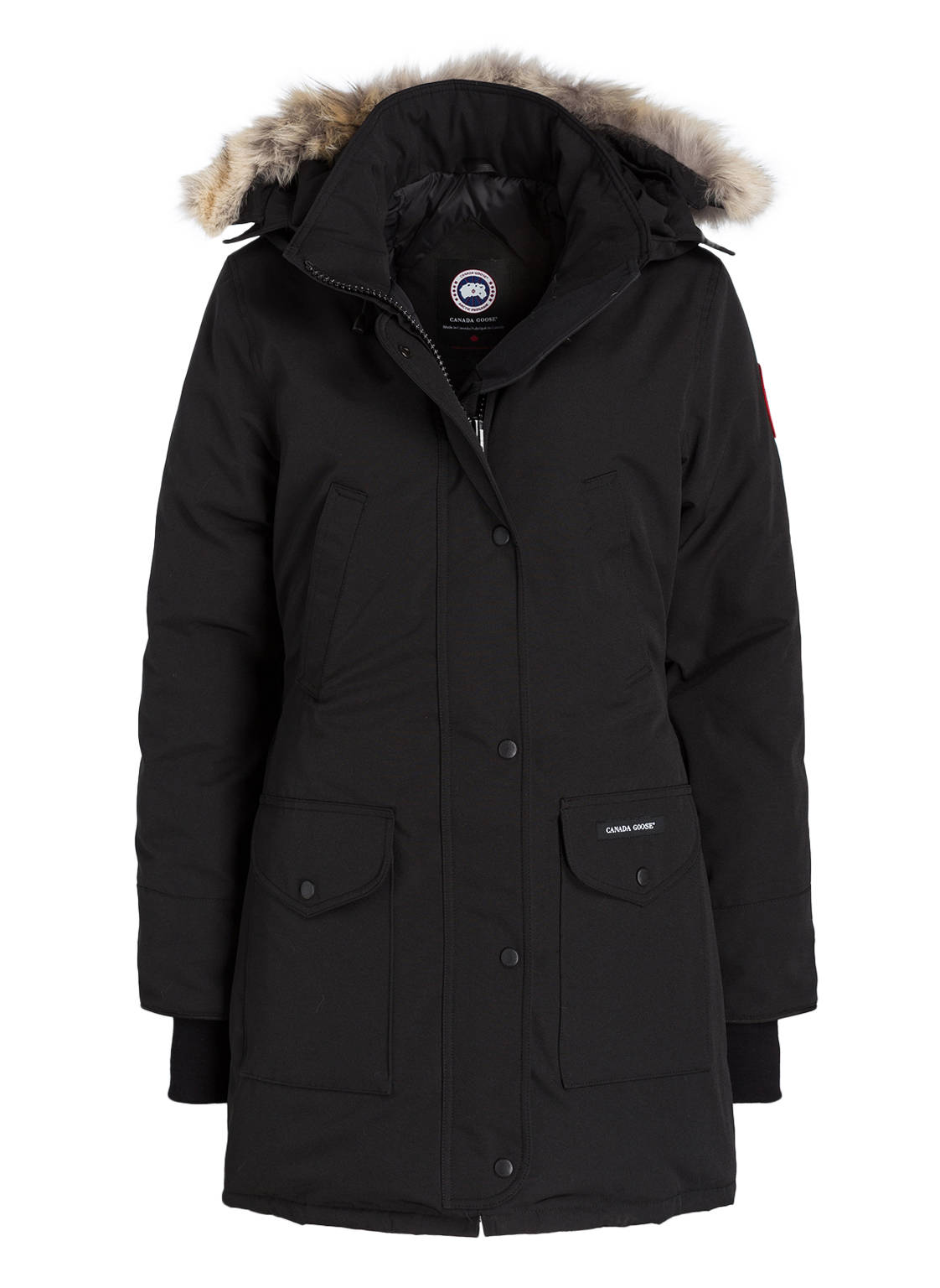 canada goose jacke damen kurz uk black pride. Black Bedroom Furniture Sets. Home Design Ideas