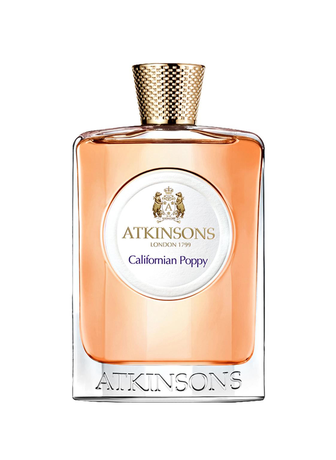 Image of Atkinsons California Poppy Eau de Toilette 100 ml