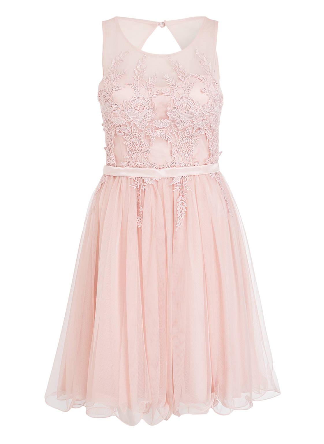 Vera mont kleid grau rosa - Stylische Kleider für jeden tag
