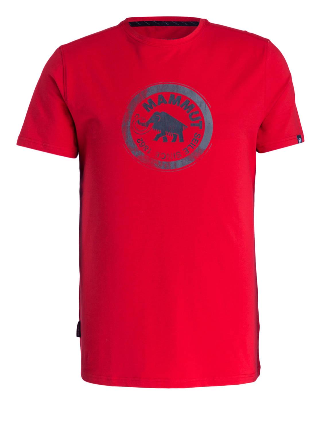 MAMMUT T-Shirt SEILE