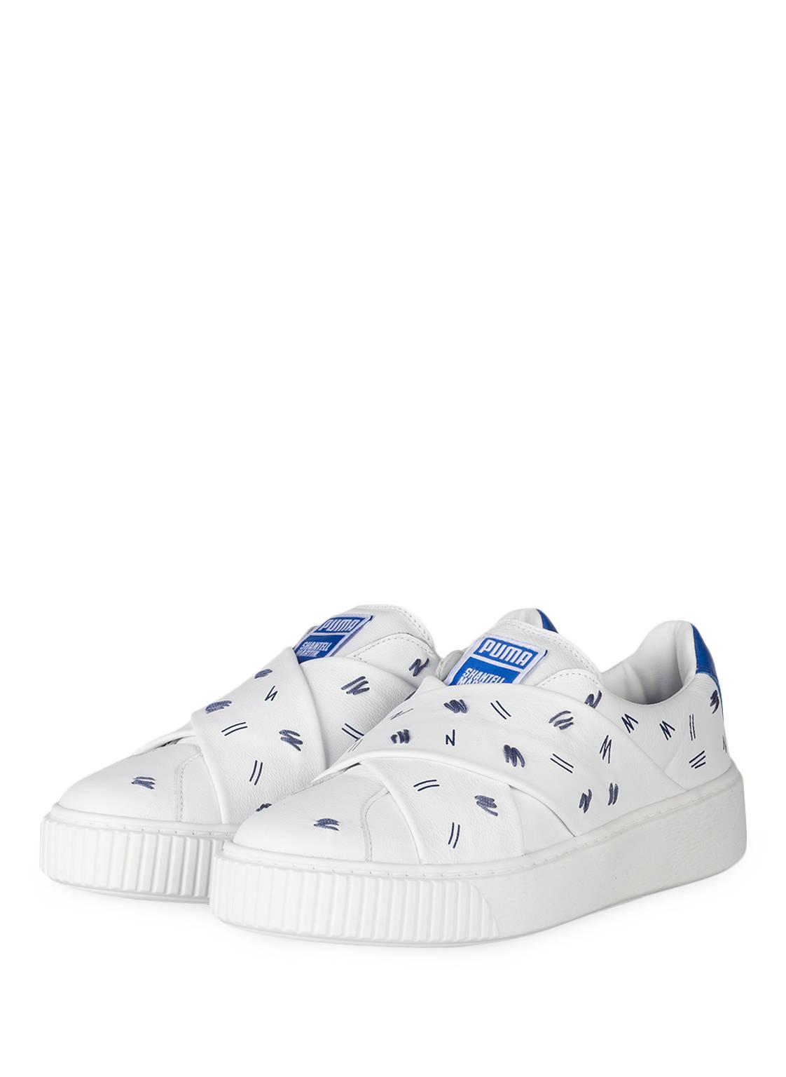 PUMA Slip-on-Sneaker PLATFORM