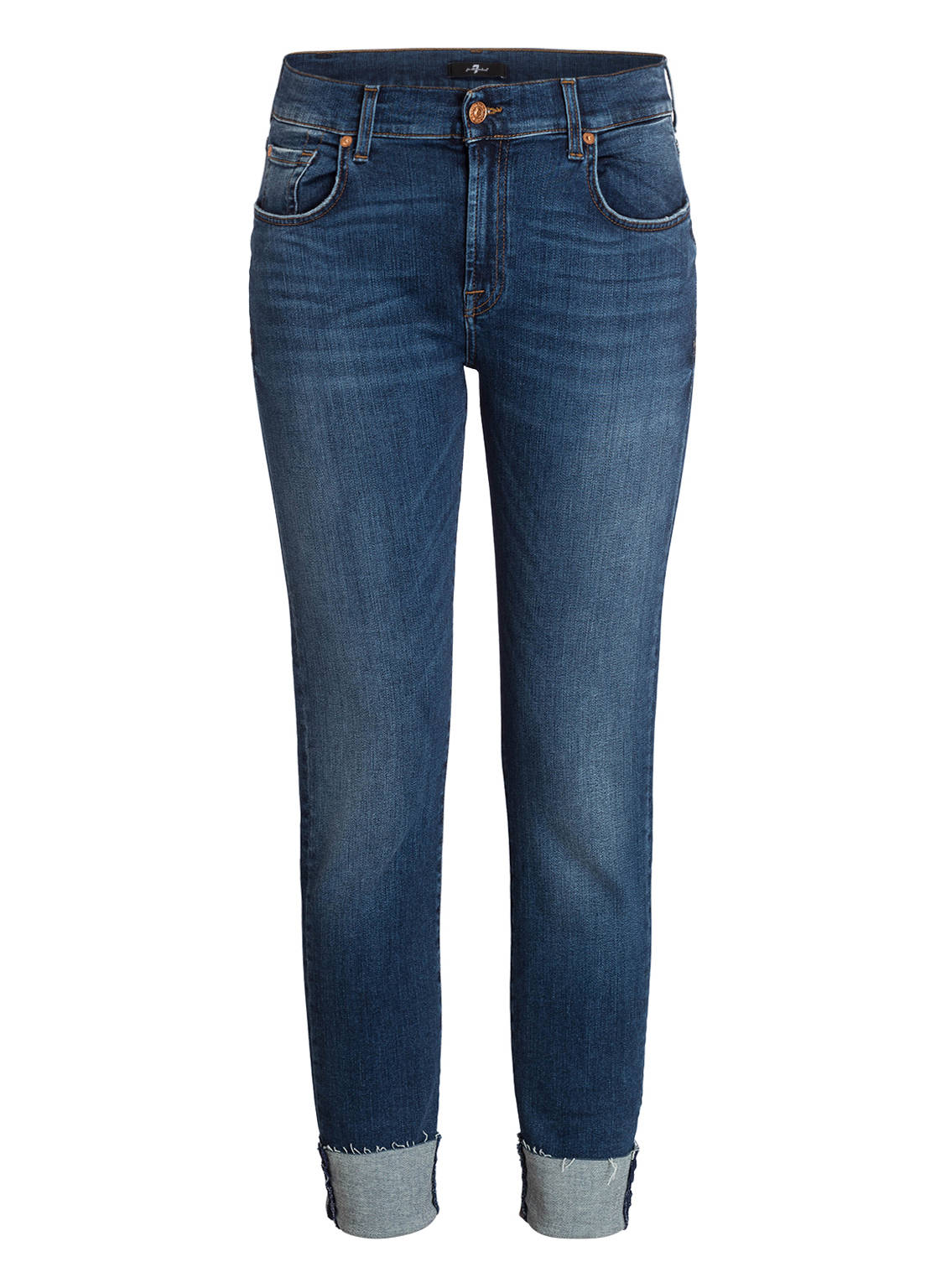 7 for all mankind Skinny-Jeans RELAXED