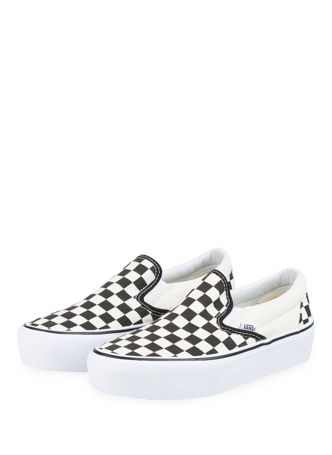 VANS Slip-on-Sneaker CLASSIC PLATFORM