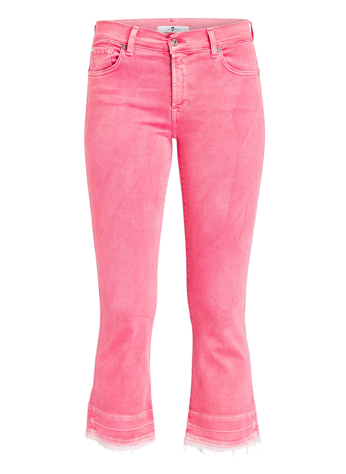 Image of 7 For All Mankind 7/8-Jeans pink
