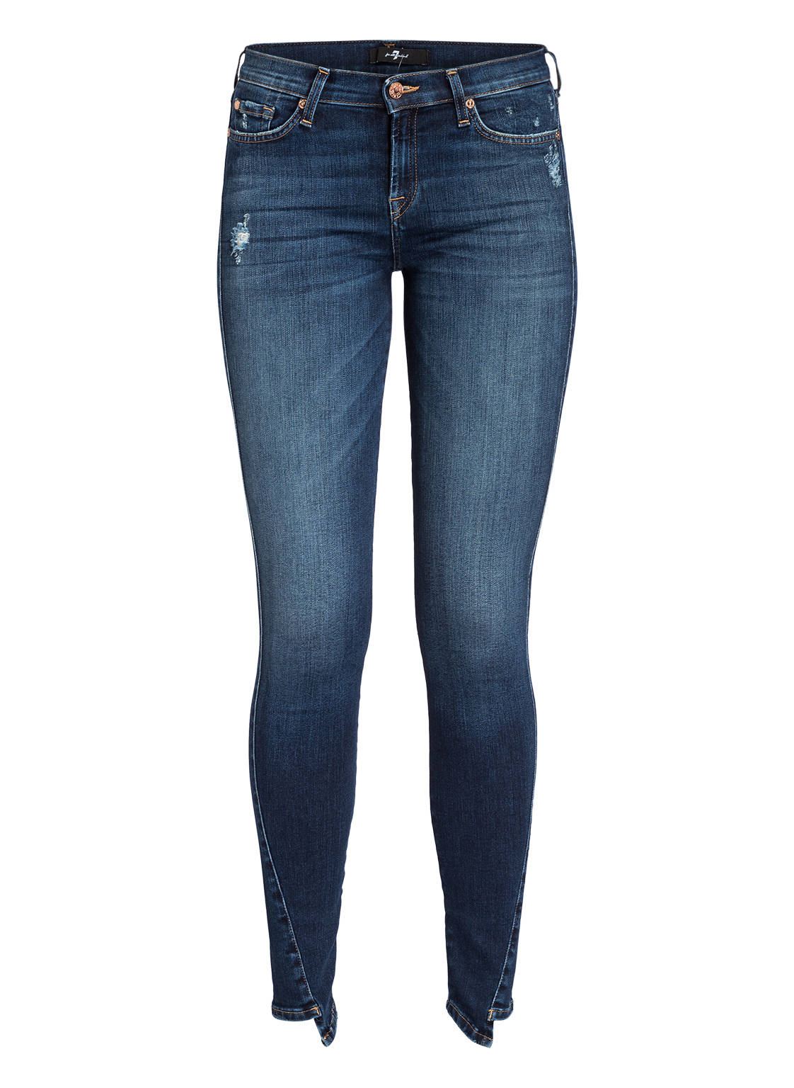 7 for all mankind Skinny-Jeans THE SKINNY CROP