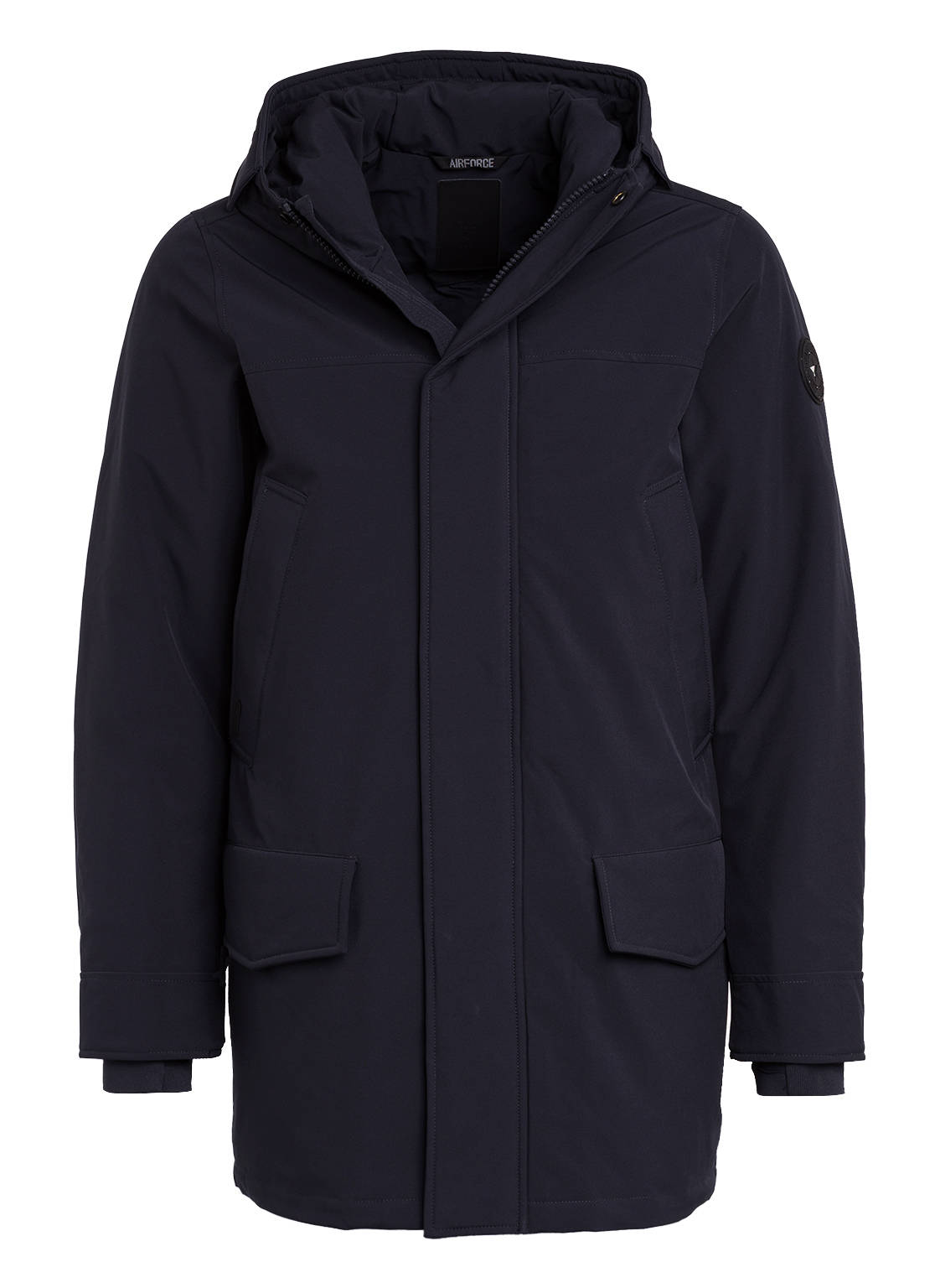 Image of Airforce Parka blau