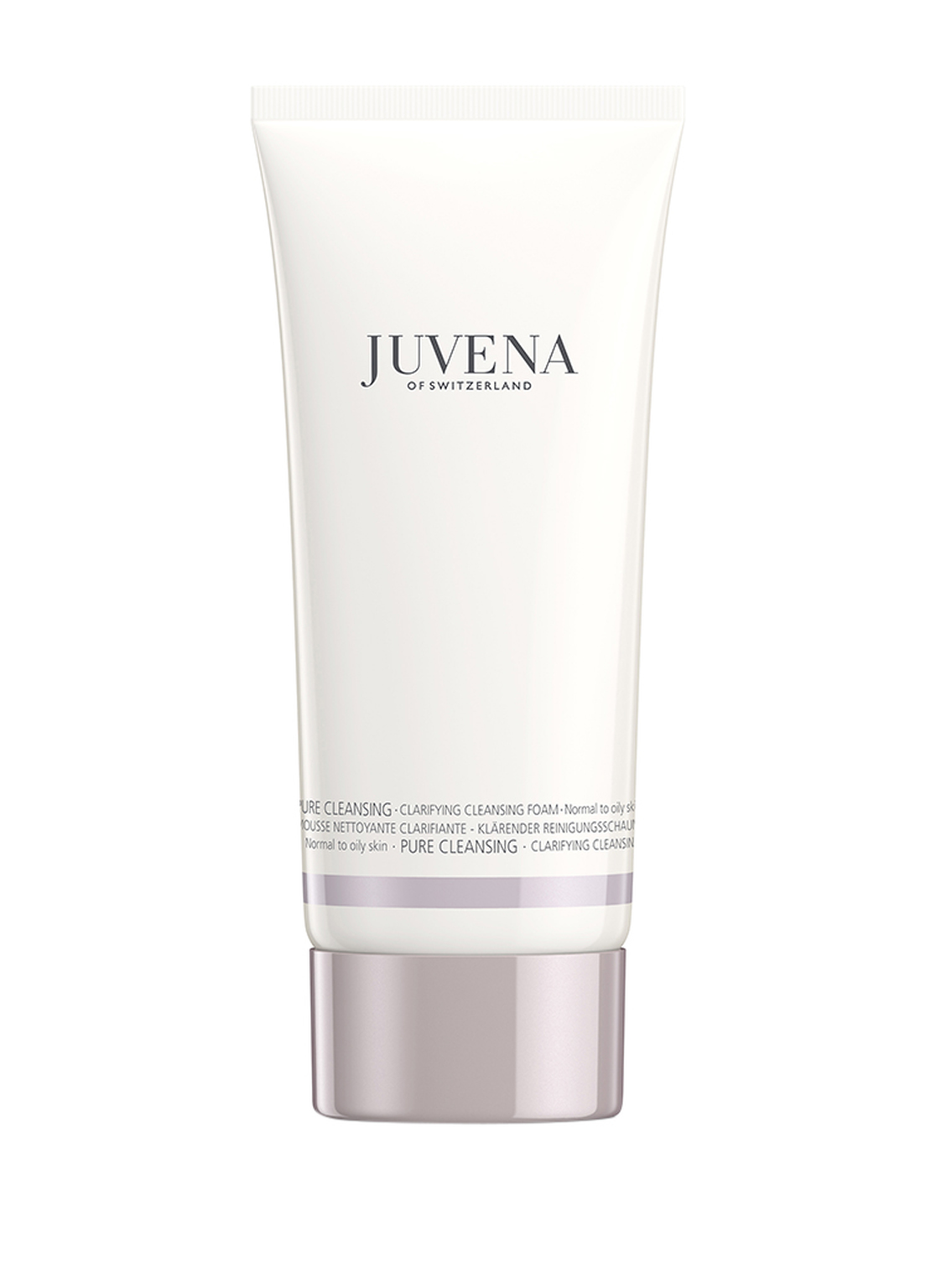 Image of Juvena Pure Cleansing Clarifying Cleansing Foam 200 ml