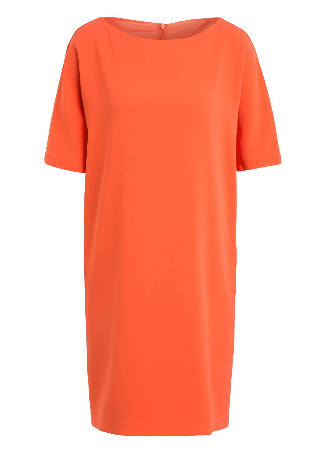 Image of Barbara Schwarzer Oversized-Kleid rot