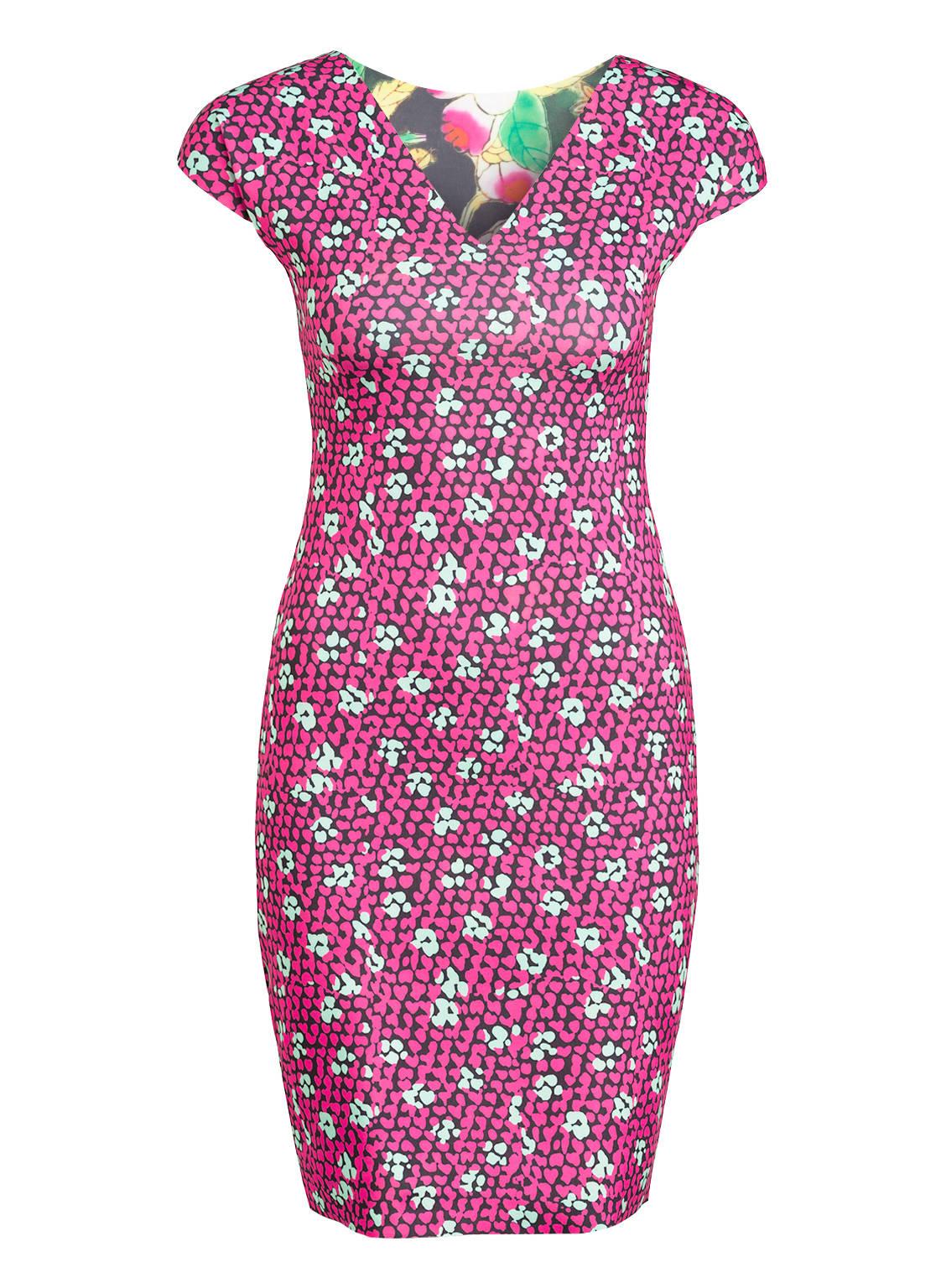 Image of Animapop Kleid Zum Wenden pink