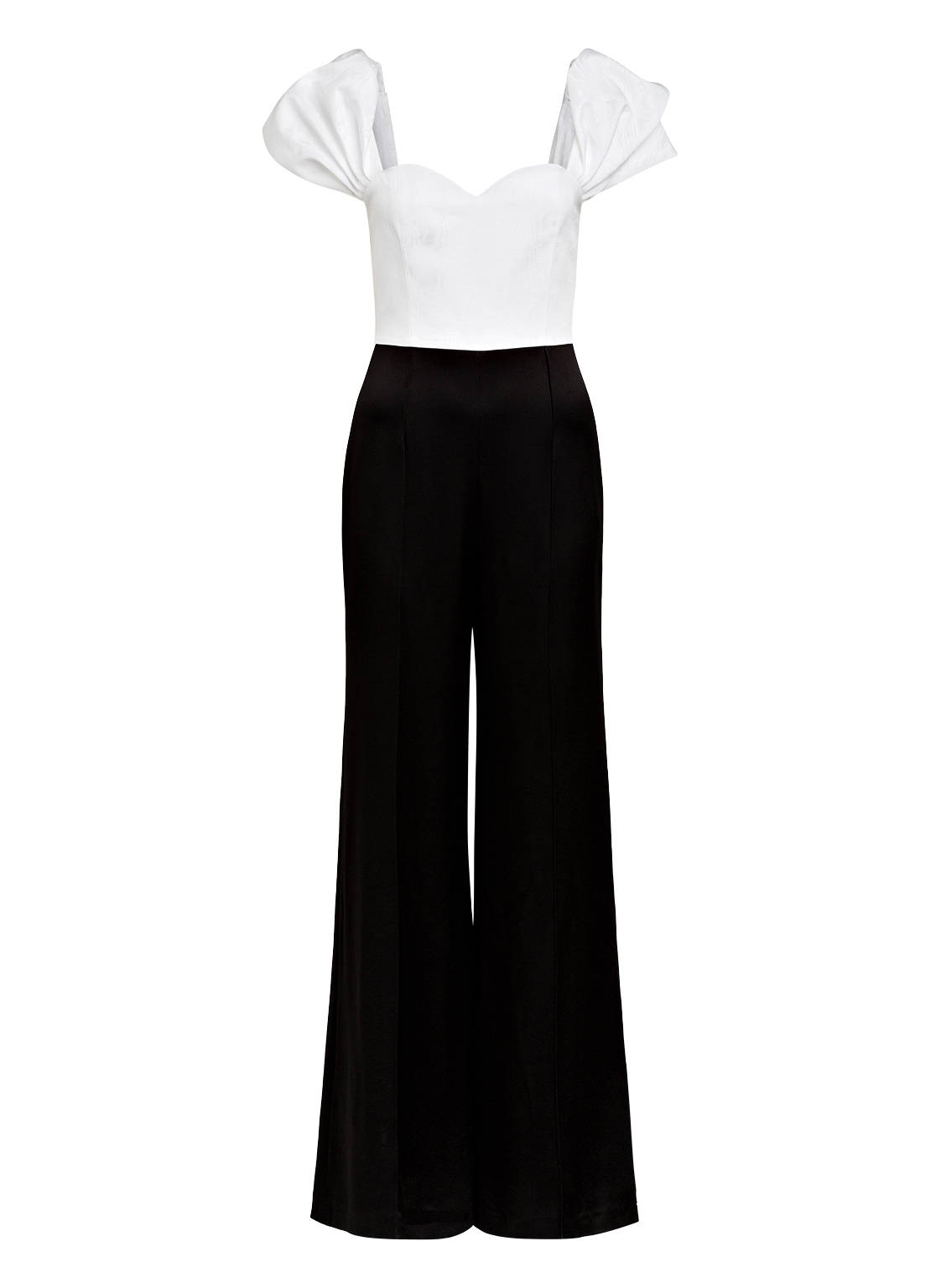 Image of Alice+Olivia Jumpsuit schwarz