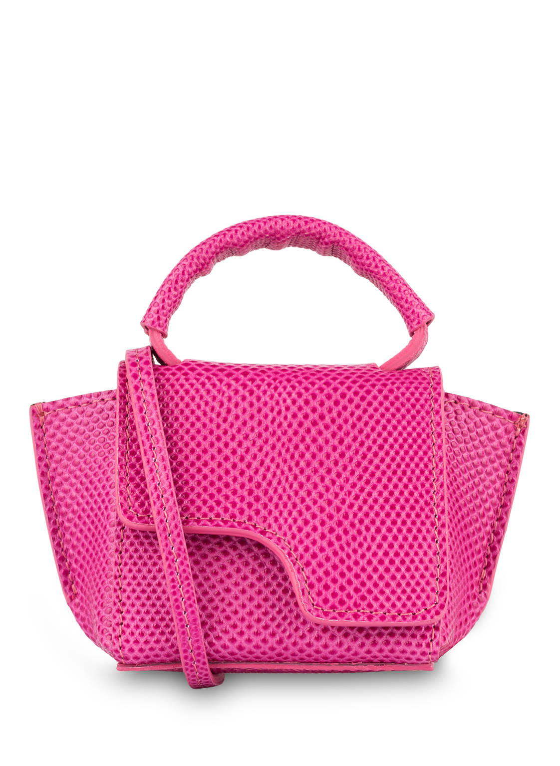Image of Atp Atelier Micro Bag San Gimignano Mini pink
