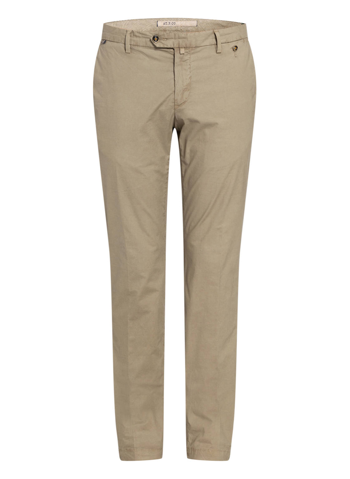 Image of At.P.Co Chino Jack Regular Fit beige