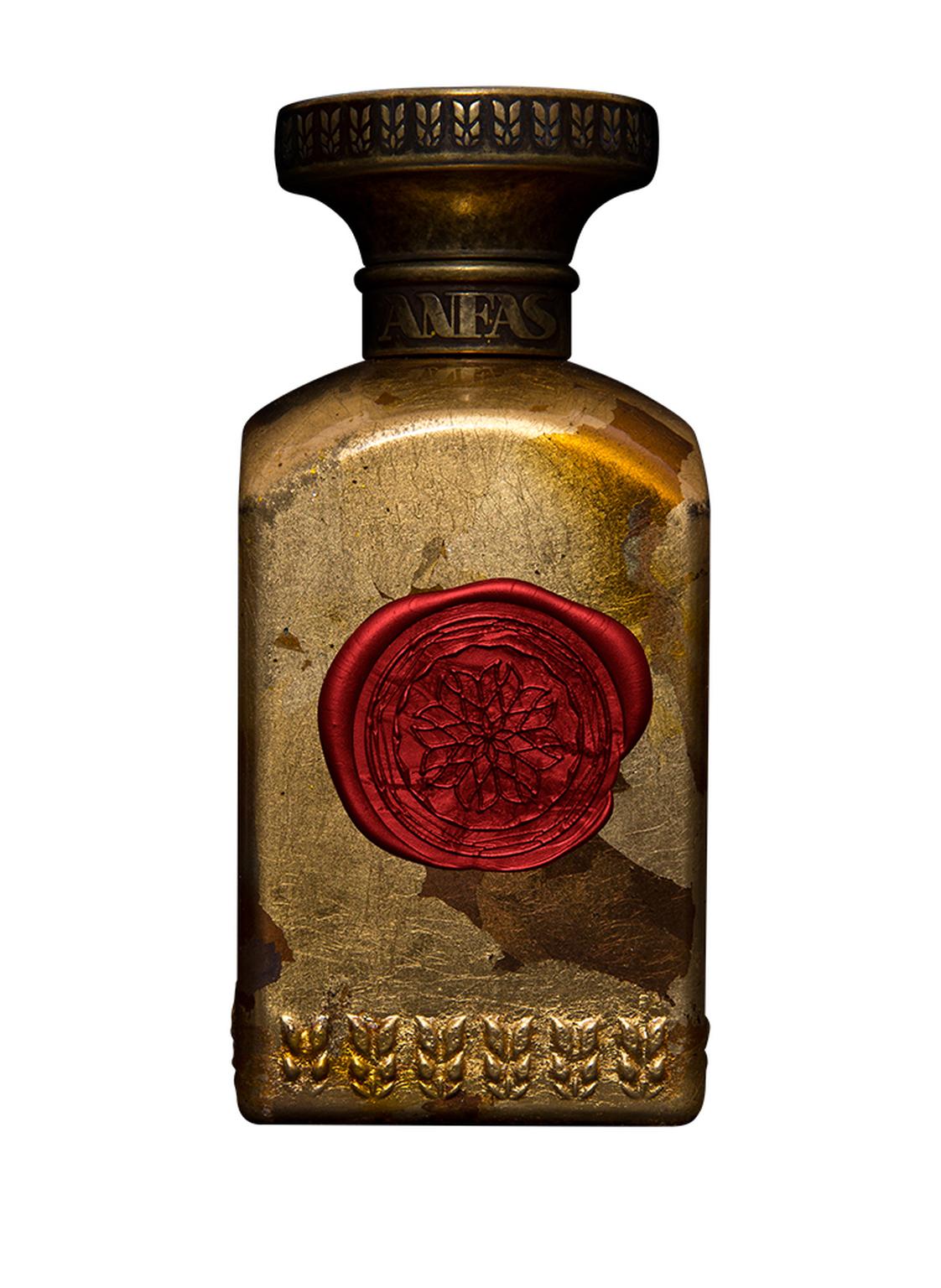 Image of Anfas Red Ishq Eau de Parfum 75 ml