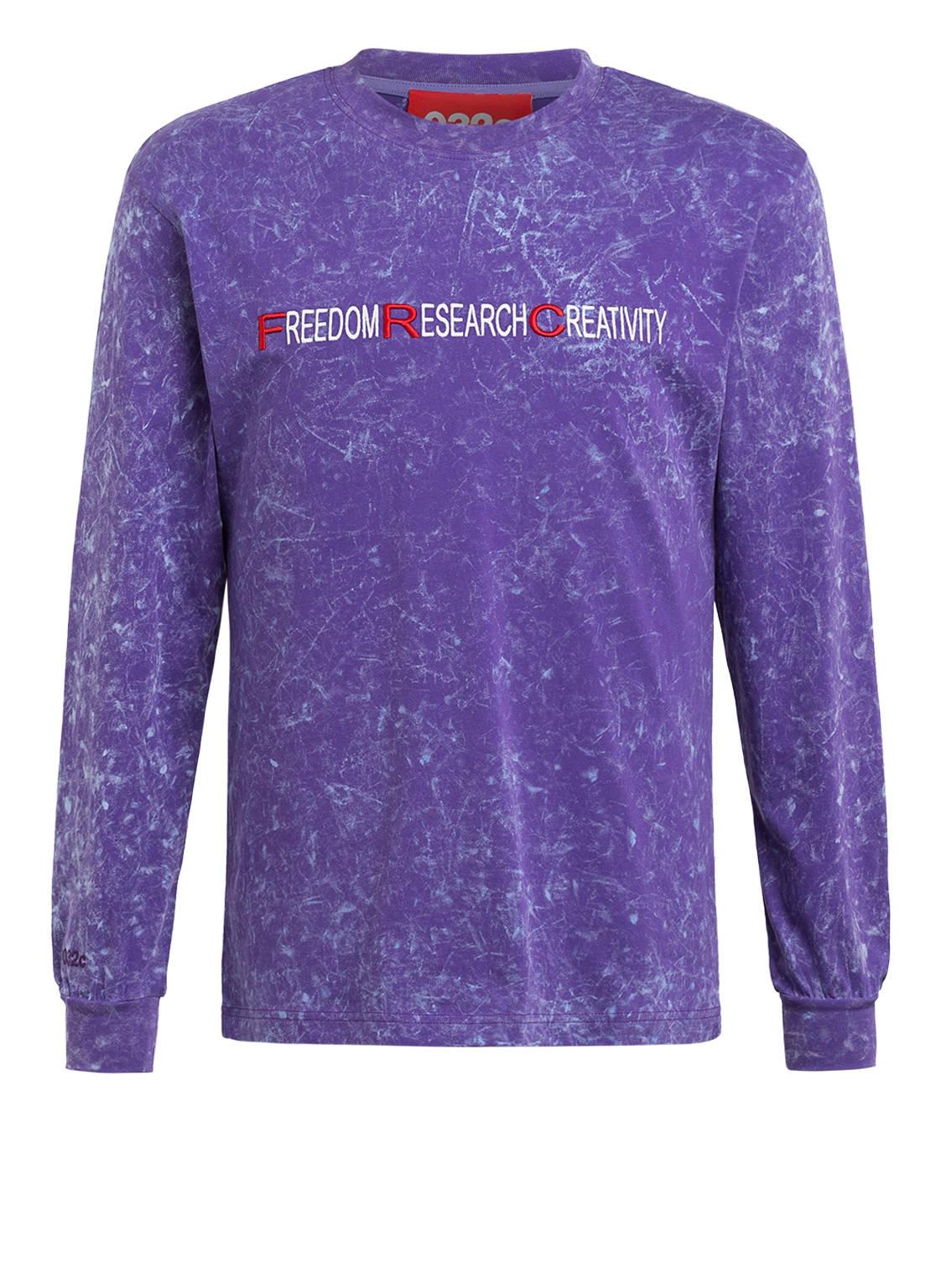 Image of 032c Longsleeve violett