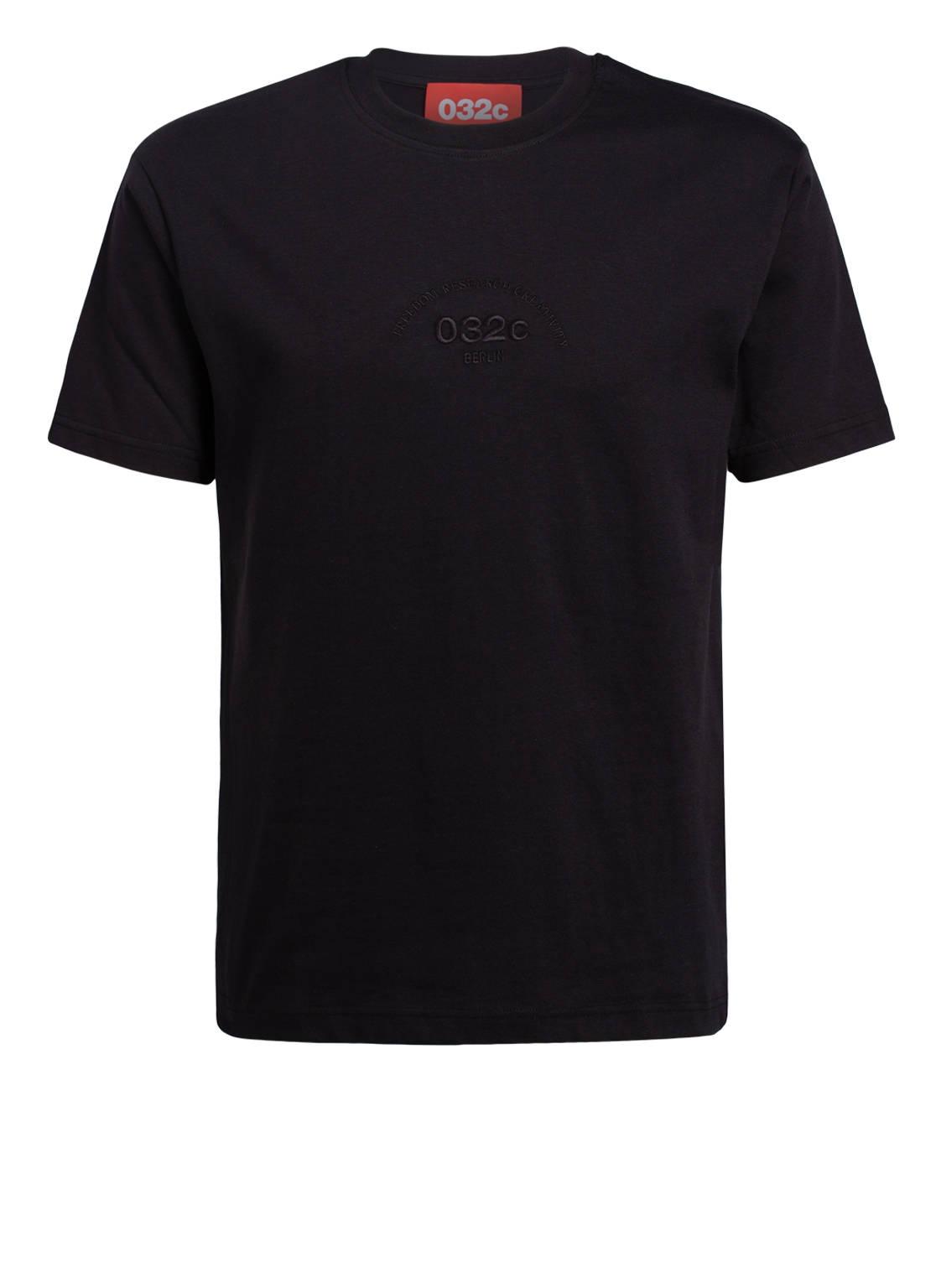 Image of 032c T-Shirt schwarz