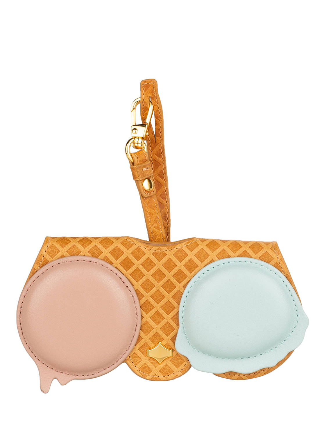 Image of Any Di Brillenetui Ice Cream braun