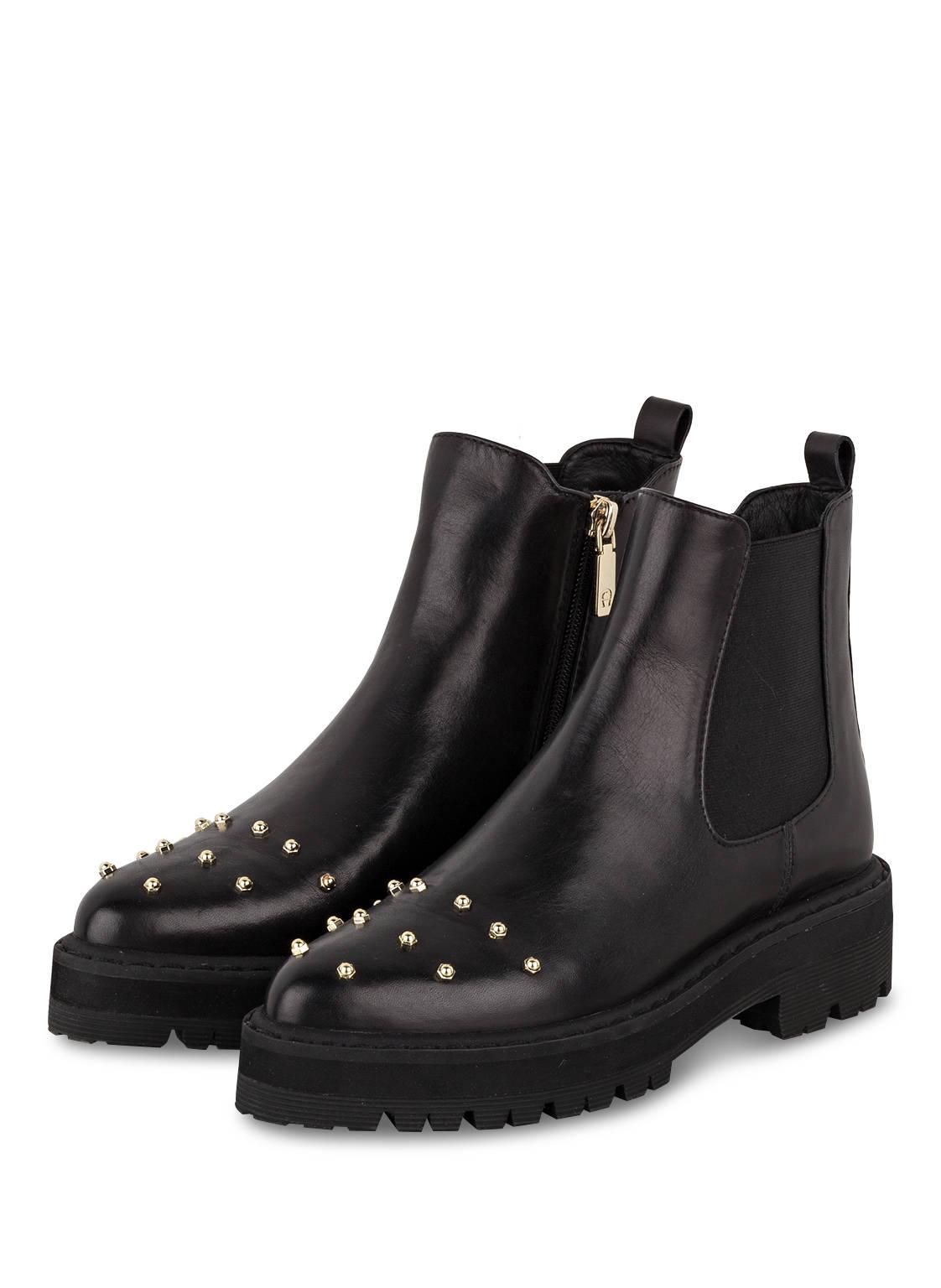 Image of Aigner Chelsea-Boots Amanda schwarz