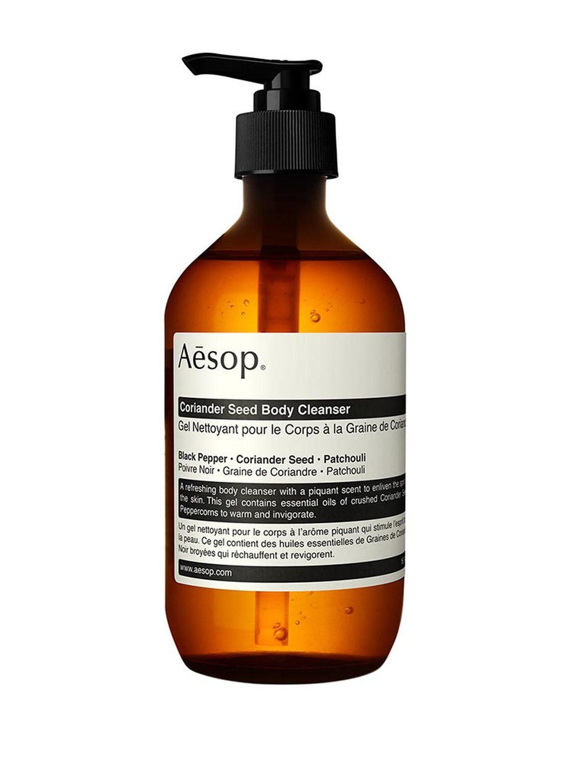 Image of Aesop Coriander Seed Body Cleanser Duschgel 500 ml