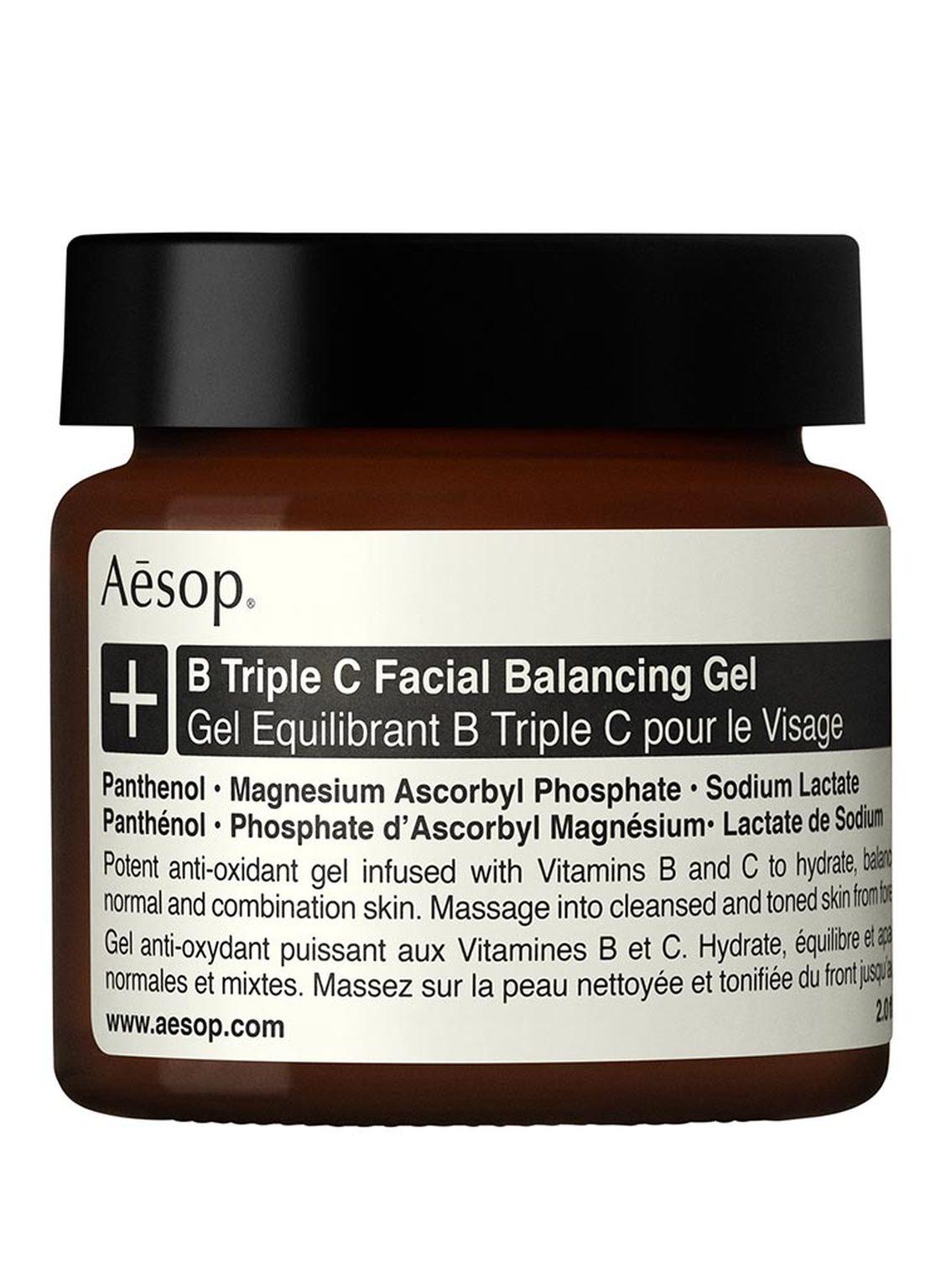Image of Aesop B Triple C Facial Balancing Gel Nachtcreme 60 ml