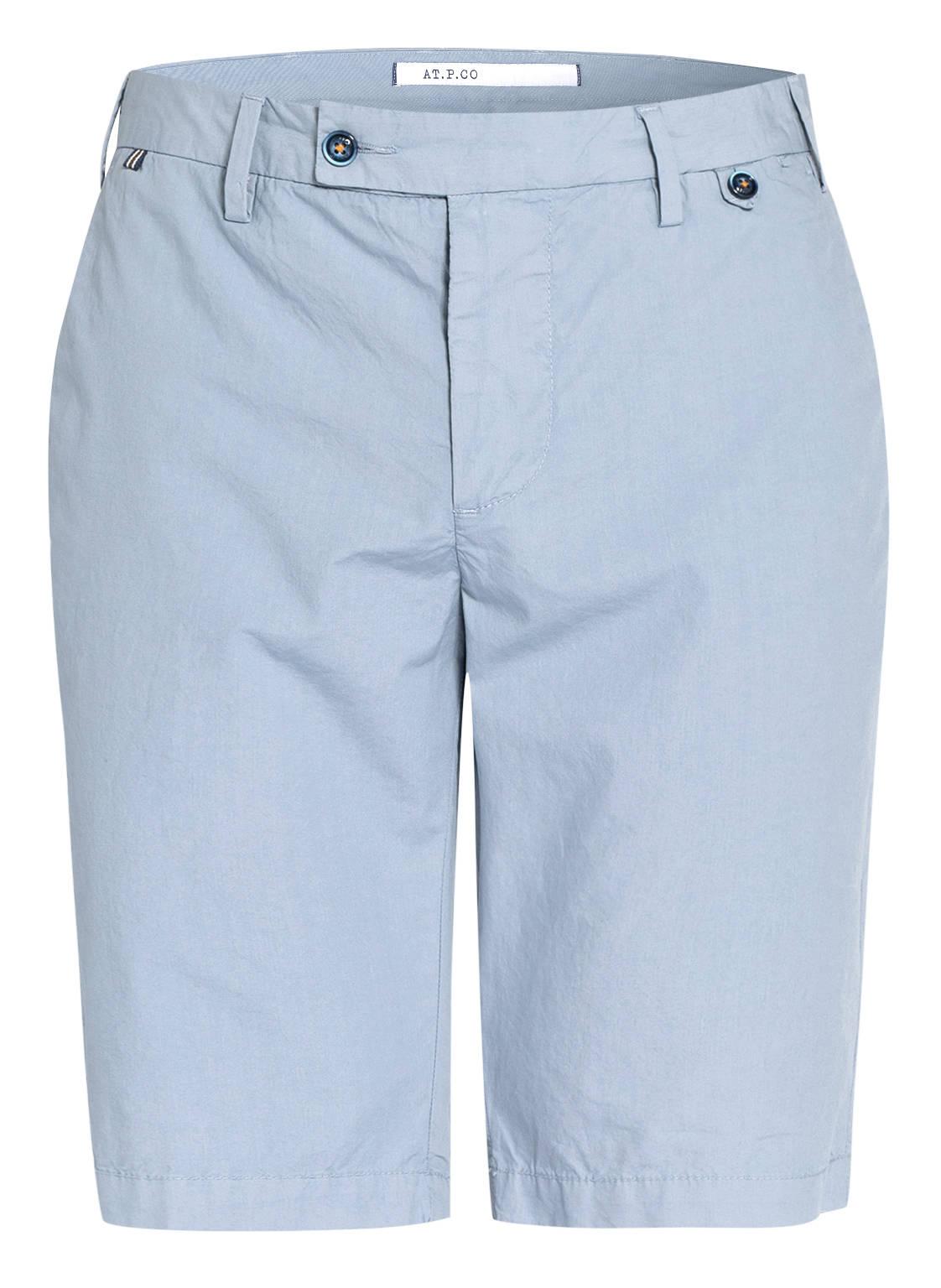 Image of At.P.Co Chino-Shorts Jack blau