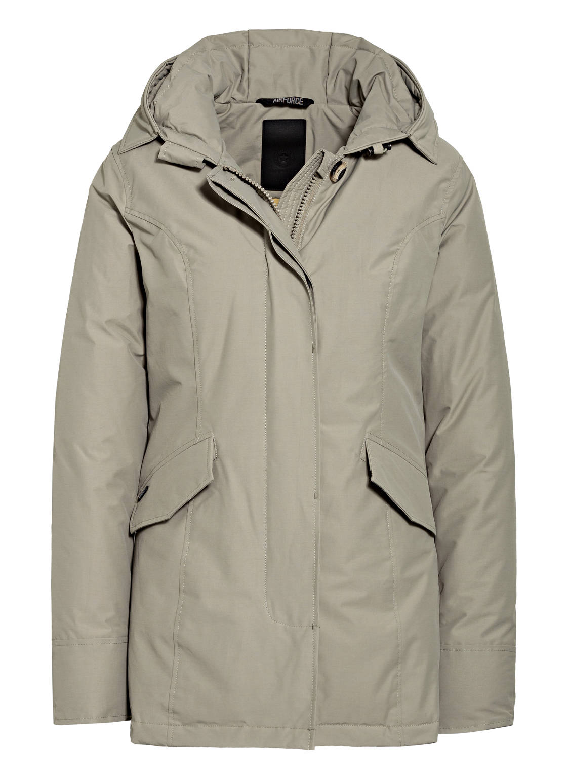 Image of Airforce Parka beige