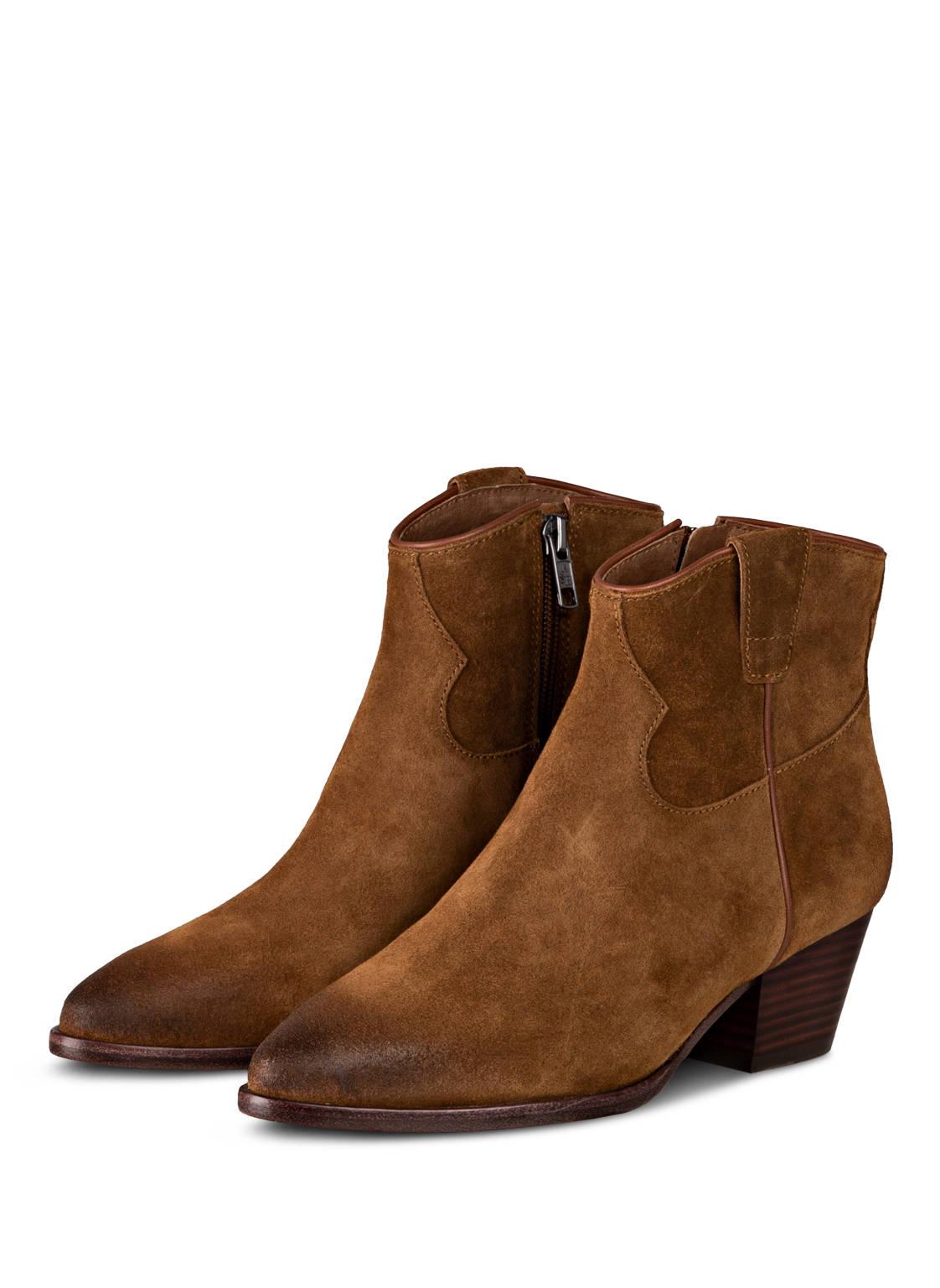 Image of Ash Cowboy Boots Houston braun
